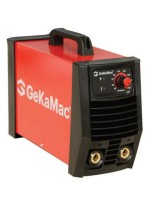 "GEKAMAC "" POWER ARC 165 "" (DC) - INVERTER KAYNAK MAKİNASI"
